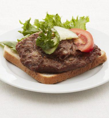 Karbonade smørbrød